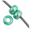 Czech Seedbead 11/0 Green Metallic